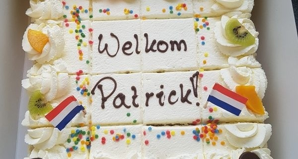 Welkom Patrick
