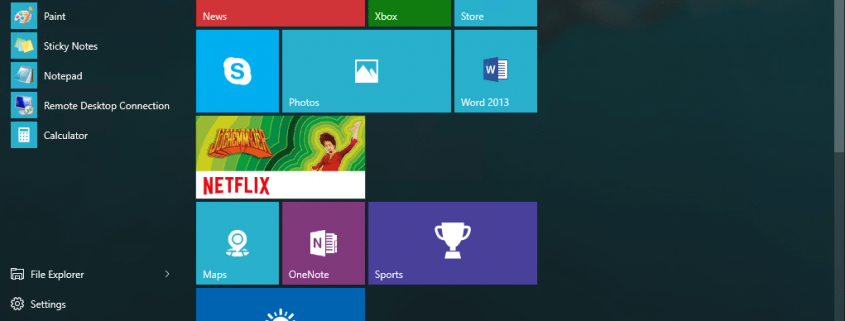 header nieuws windows 10